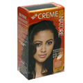Creme Of Nature Permanent Hair Color-Soft Black