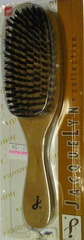 Jacquelyn Hard Boar Bristles Brush (Size3 - Paddle Brush)