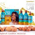 Double Sheen Argan Oil Hair Care