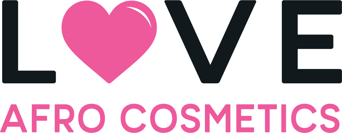 Love Afro Cosmetics Logo