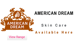 AMERICAN DREAM COCOA BUTTER SKIN CARE THE WHOLE RANGE AVAILABLE HERE