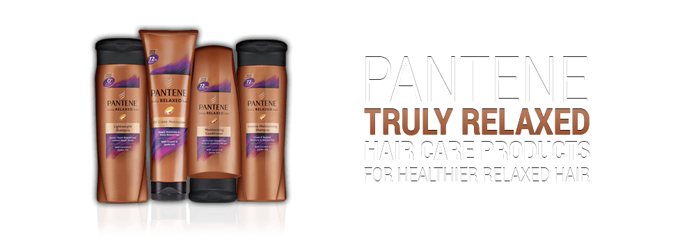 Pantene Pro Hair Care Products