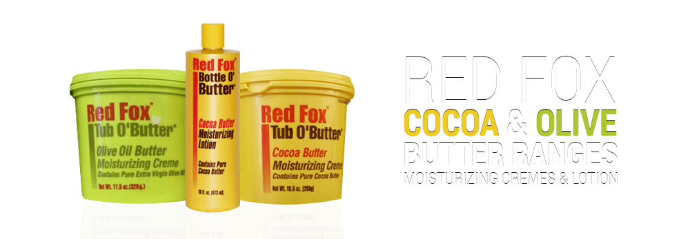 Red Fox Butter Ranges