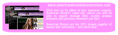 american dream hair extensions website link