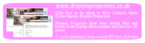 drayton properties ealing london website