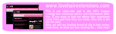 links page to lovehairextensions